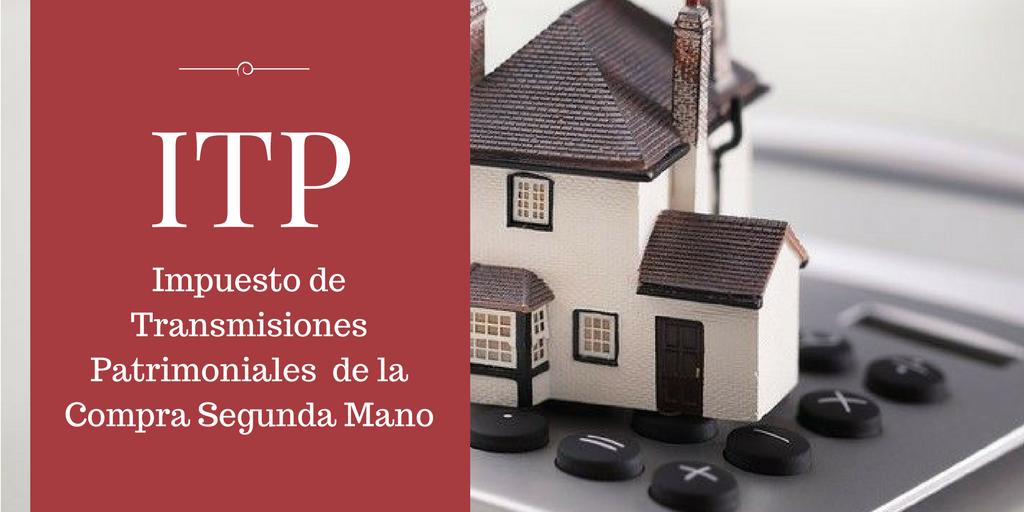 Impuesto de transmisiones patrimoniales de la compra segunda mano jurislex - Compra de sofas de segunda mano ...