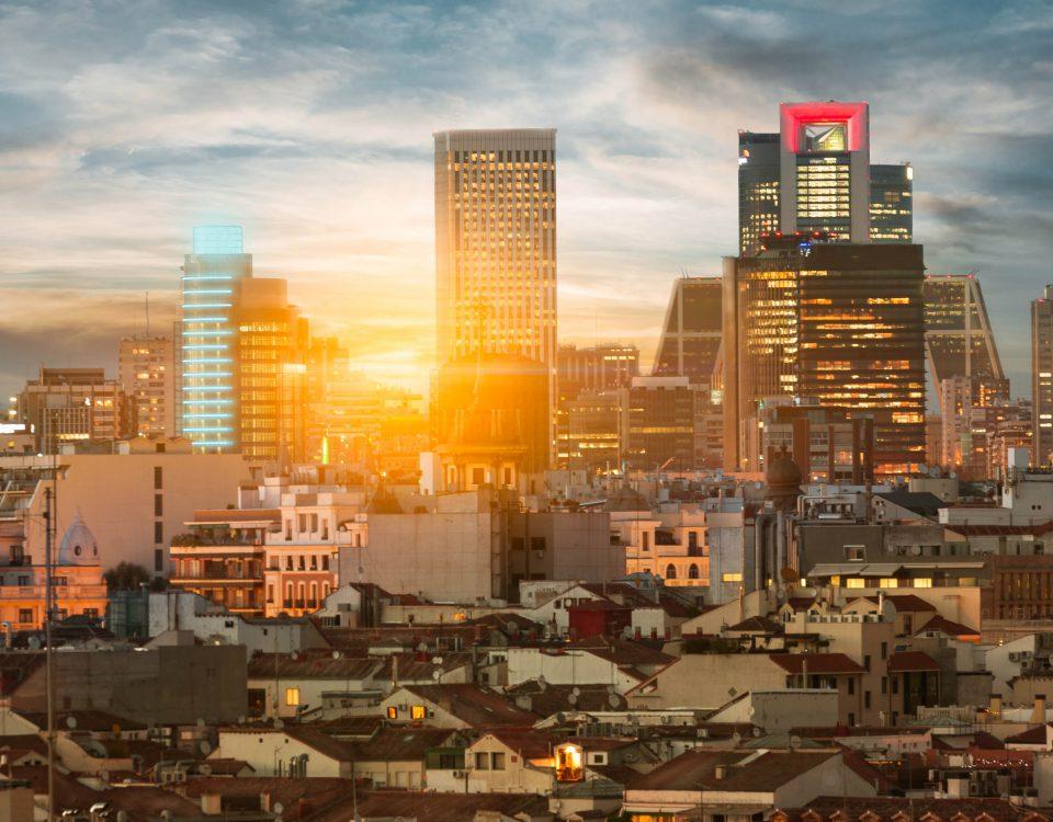 urbanización