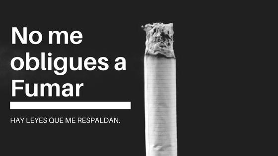 Fumar en el Trabajo
