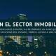 Auge en el sector inmobiliario